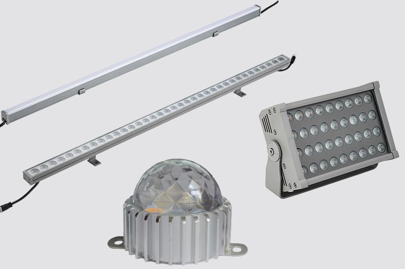 LED户外亮化照明灯具存在的一些问题