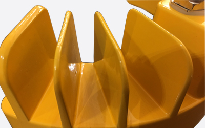 led瓦楞灯-铝材灯体