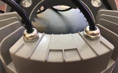 瓦楞灯IP65防水