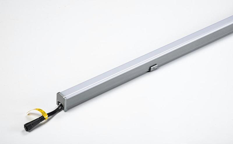 结构防水led线条灯