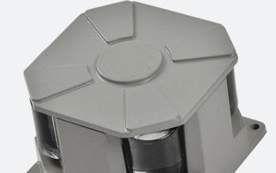 十字星光灯-压铸铝材灯体