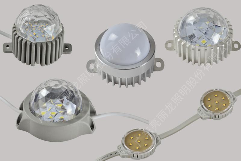 LED点光源外形图