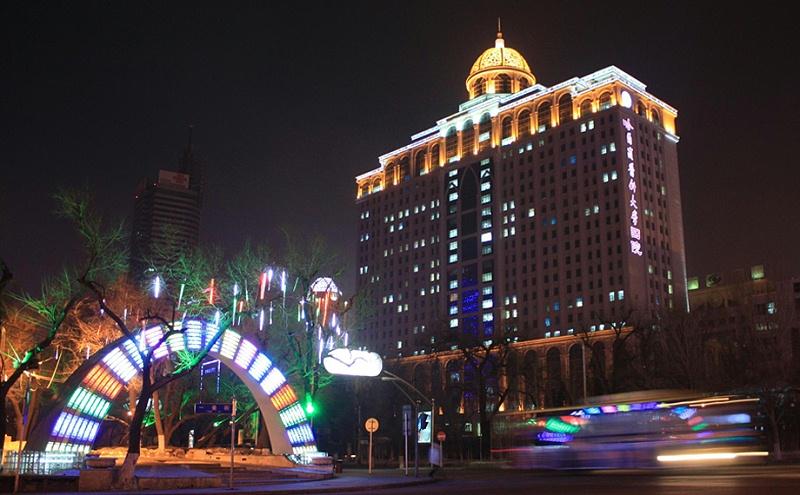 哈尔滨医大四院景园