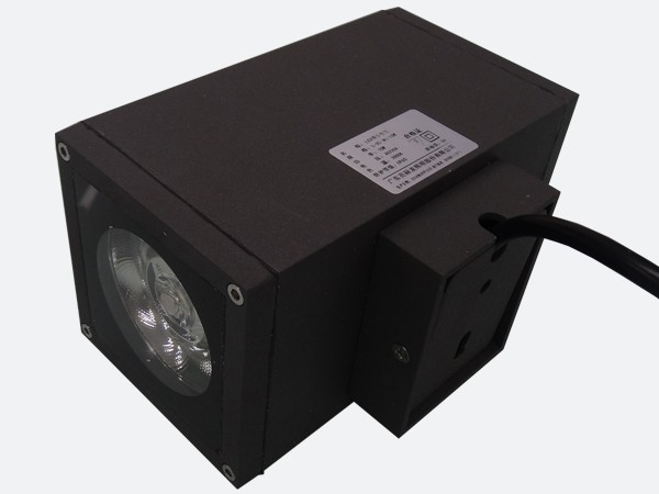 LED一束光双头壁灯