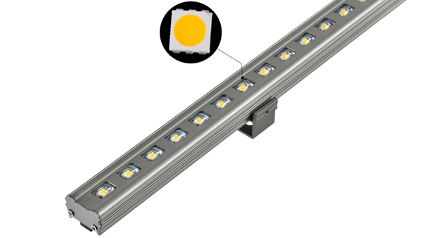 5050芯片线条灯