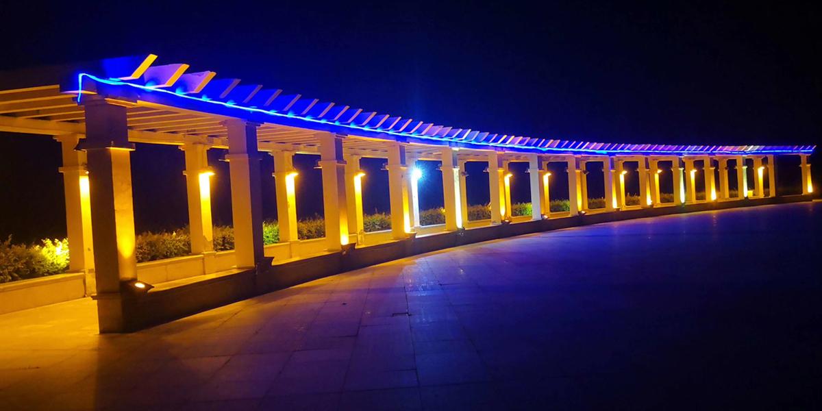 建筑亮化是如何利用阴影更好的完成照明设计的?