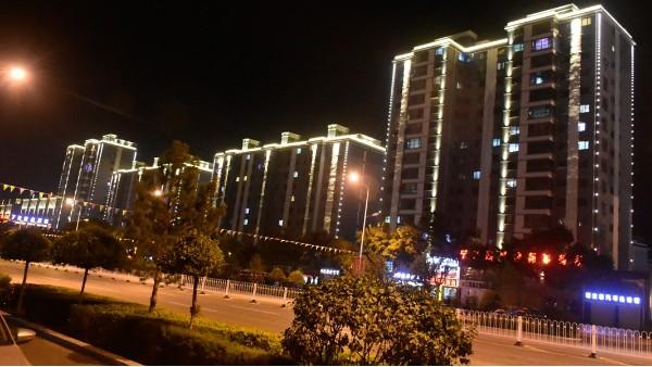 城市楼体亮化工程需要注意的几大问题