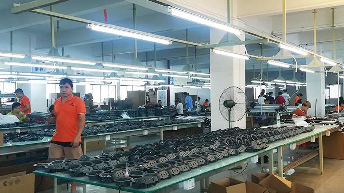 亮丽龙-生产基地