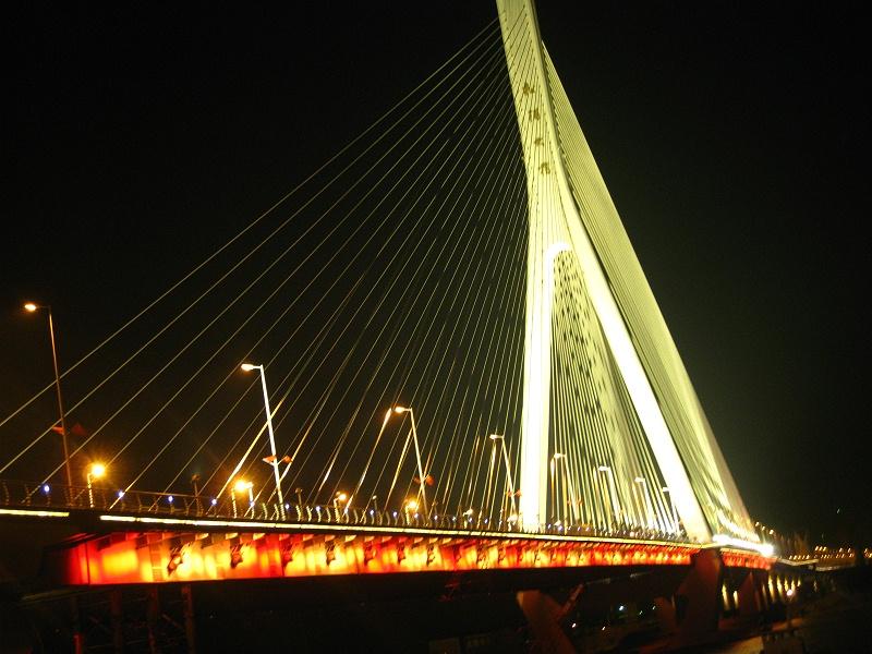 哈尔滨松浦大桥 (7)