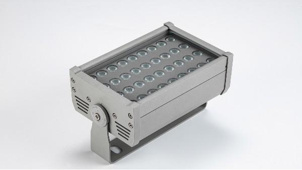 户外亮化工程中常用的灯具