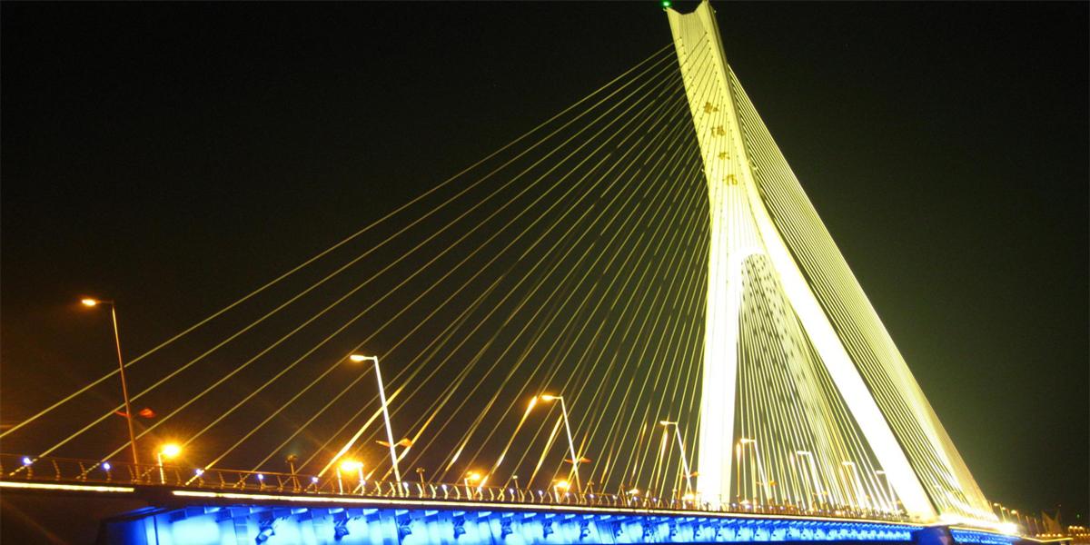 松浦大桥亮化