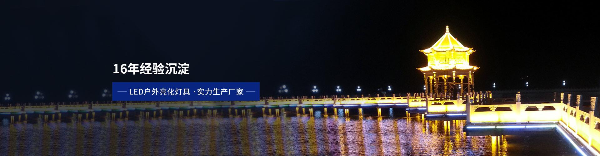 亮丽龙-16年经验沉淀,LED户外亮化灯具 ·非标定制,实力生产厂家